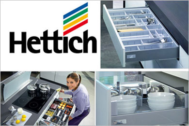 Hettich Showroom
